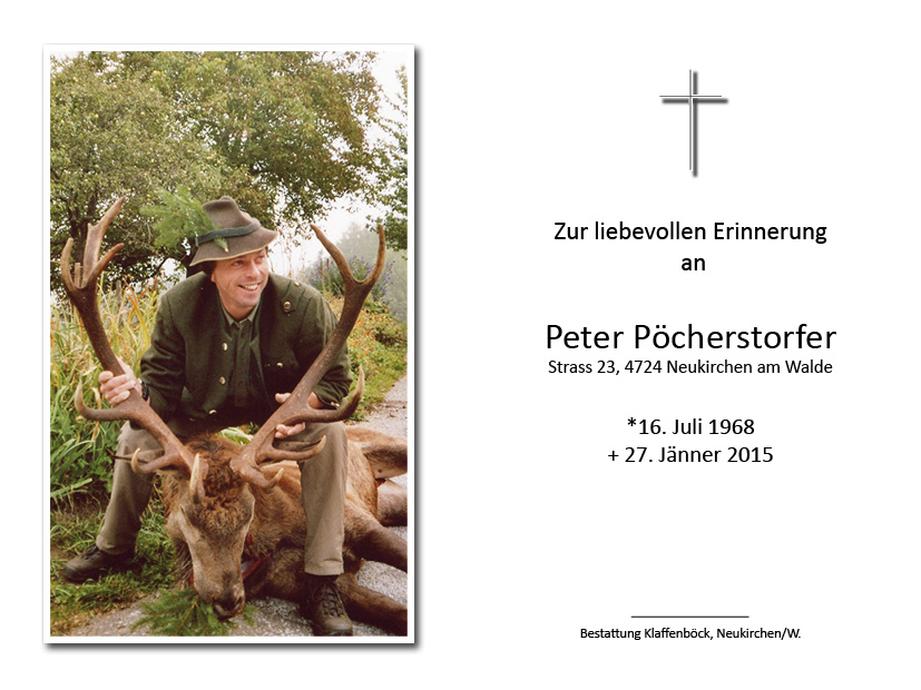 Peter  Pöcherstorfer