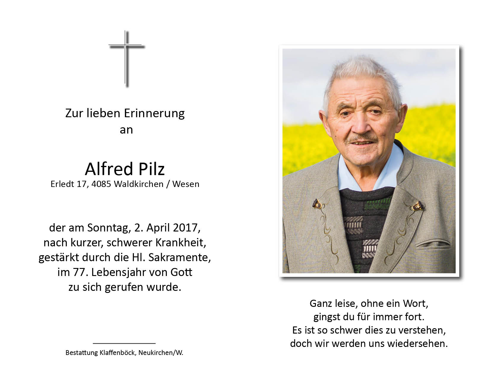 Alfred  Pilz