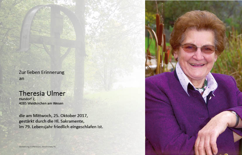 Theresia  Ulmer